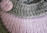 КОМПЛЕКТ ЖЕНСКИЙ TRANSI (шапка + шарф)